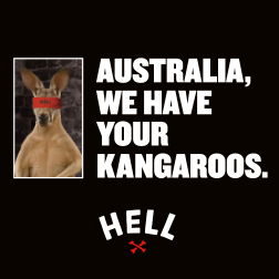 Hell Pizza - Holding Australia To Ransom