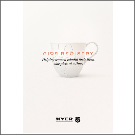 The Give Registry