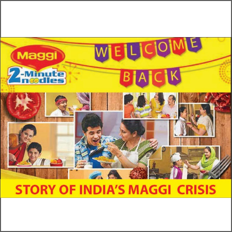 The Story of India's Maggi Crisis