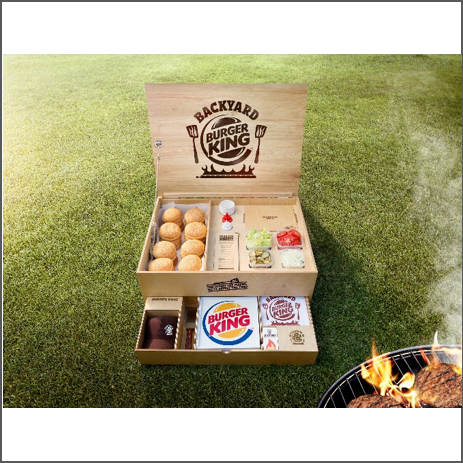 Backyard Burger King