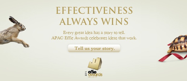 APAC Effie 2016 Call for Entry